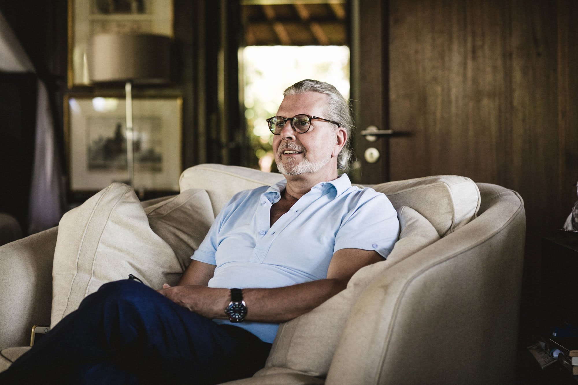 Private Psychotherapy Sessions with Jean-Claude Chalmet - The Place London