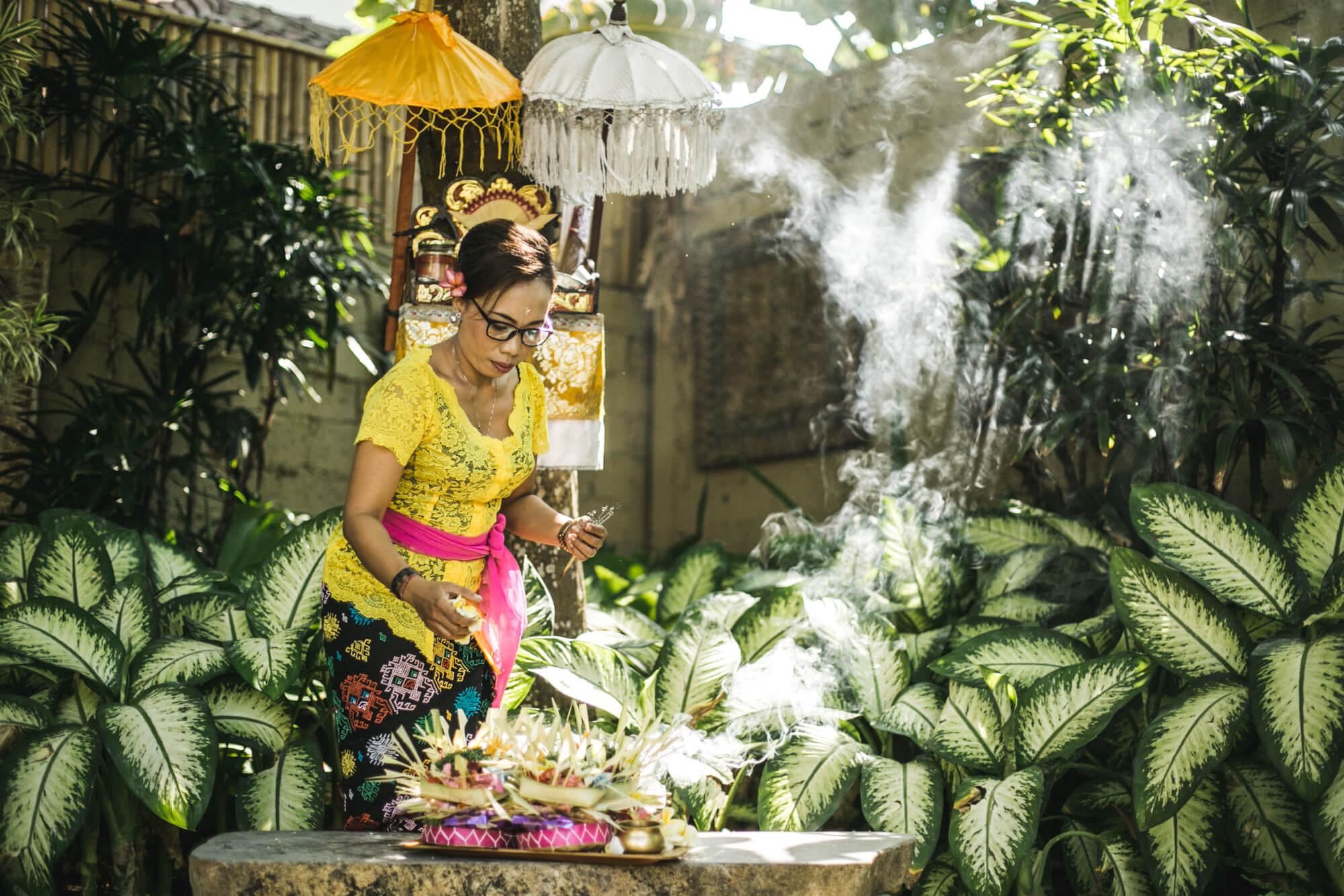 Tropical Garden - The Place Retreats Bali