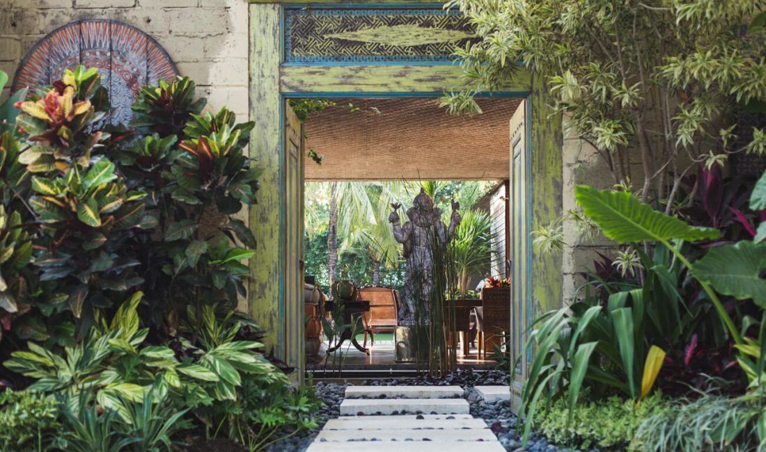 THE PLACE - exterior Bali
